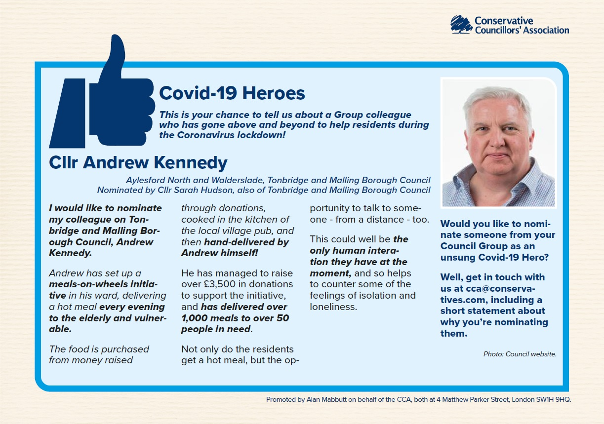 Andrew Kennedy Nomination